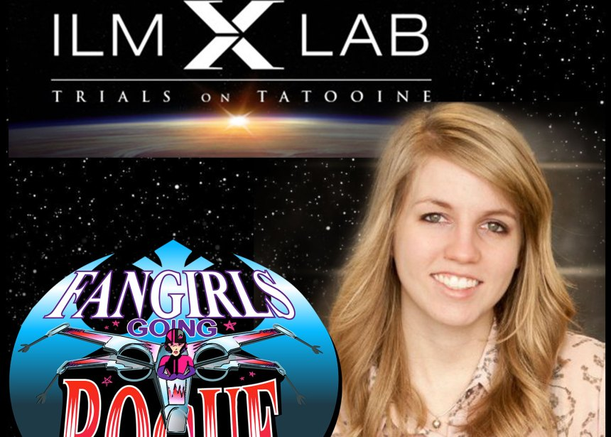 Episode #39: Hannah Gillis of ILMxLab