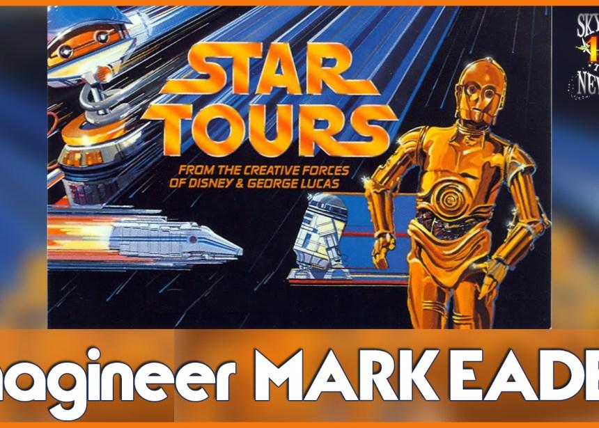 Skywalking Through Star Tours
