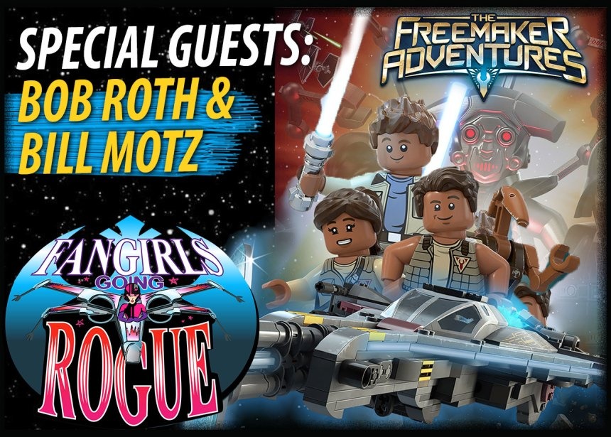 Priority Transmission #5: LEGO Freemaker Adventures Bob Roth and Bill Motz