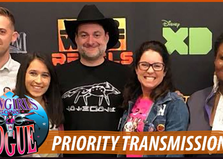 Priority Transmission #10: Dave Filoni on Star Wars Rebels Season 4