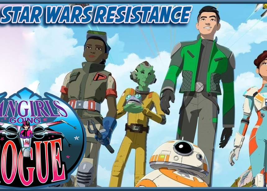 Episode 61: Star Wars Resistance