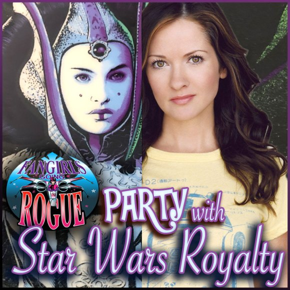 Episode 19.2: Party With Star Wars Royalty