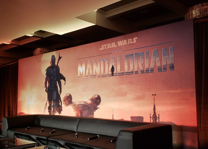 Priority Transmission #16: The Mandalorian Press Conference