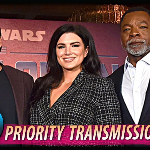 Priority Transmission #15: The Mandalorian Cast Interviews