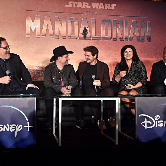 Priority Transmission #14: The Mandalorian Interviews: Jon Favreau and Dave Filoni