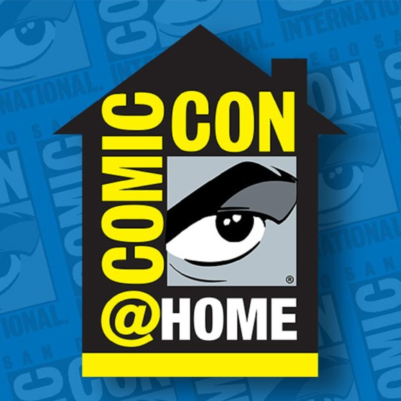 SDCC 2020 : Comic-Con at Home Essential Links