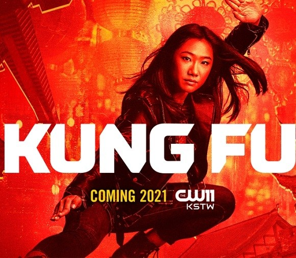 The CW's Kung Fu at WonderCon 2021