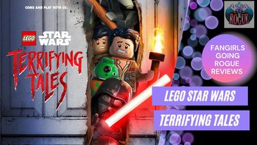 REVIEW: LEGO Star Wars Terrifying Tales