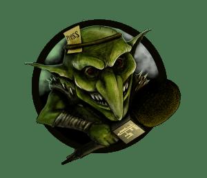 Goblin-Reportero FanHammer