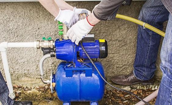 تصليح مضخات مياه