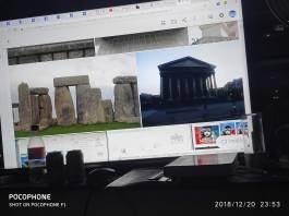 s15 and In the name of Gods in Greece. Stonehenge 凡機司 | Delphi 凡賽梯