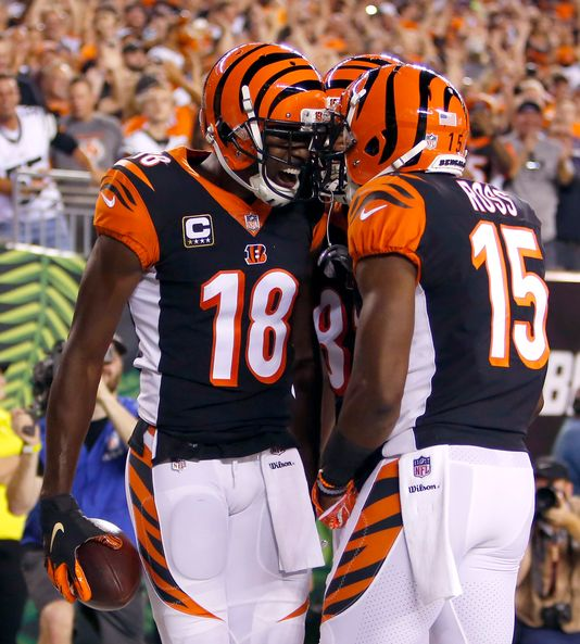 Cincinatti Bengals Uniforms