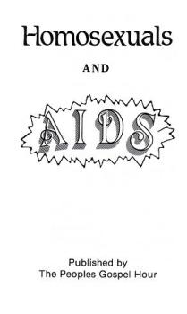 Homosexuals and AIDS
