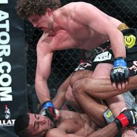 "Ben Askren: ""I need to be good."""