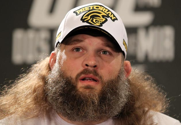 Fun Thought, Dana White vs Roy Nelson