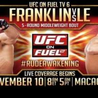 UFC® on FuelTV™: China