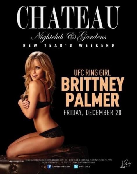 Brittney Palmer Chateau