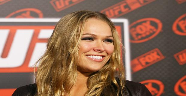 "Ronda Rousey: ""I let my arm be broken,"""