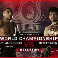 Bellator 86: Askren vs Amoussou