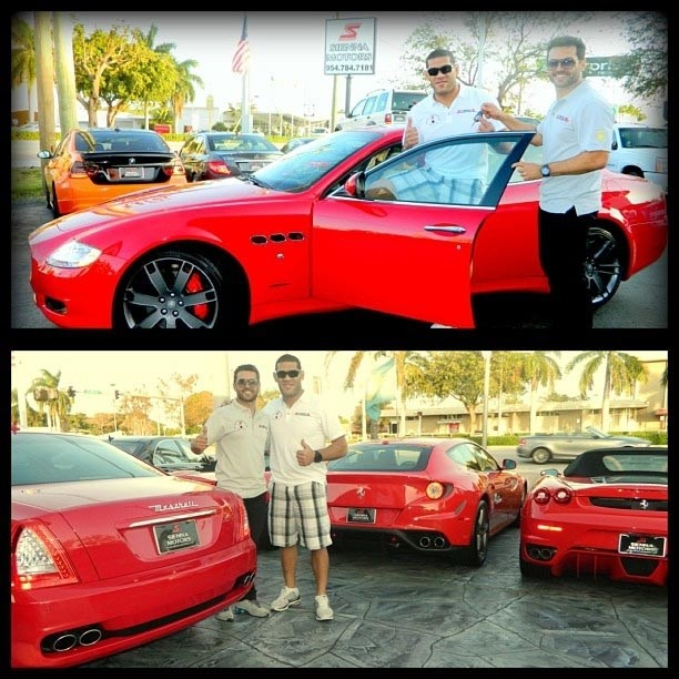 Bigfoot Silva Maserati
