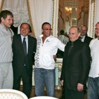 Vladimir Putin called Fedor! 'wished him luck'
