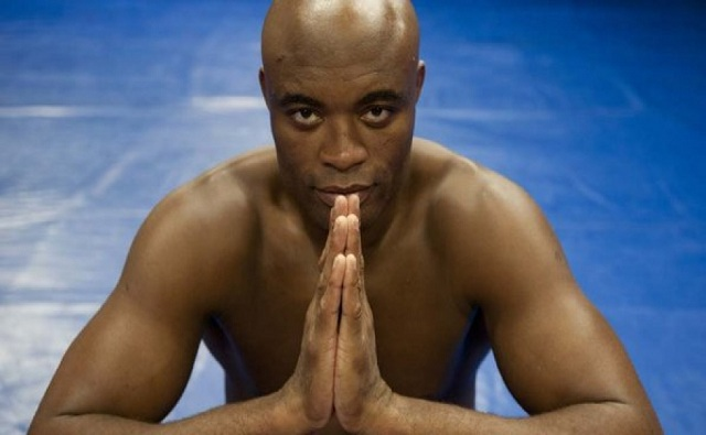 "Anderson Silva:""...my focus will always be to train"""