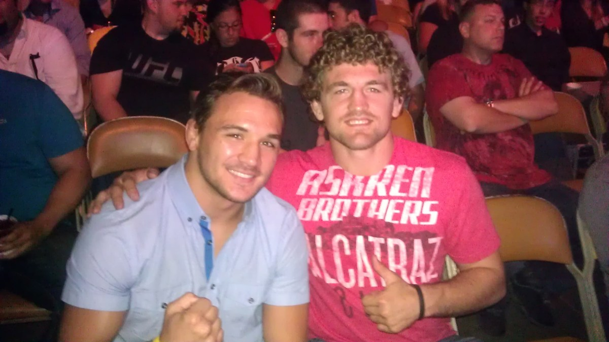 Ben Askren to defend his belt against Andrey Koreshkov.