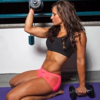 More Miesha Tate photos from upcoming ESPN® Body Issue®
