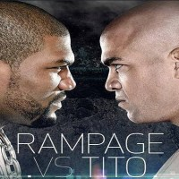 Rampage vs Tito Nov 2nd, in Bellators first PPV