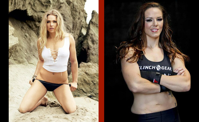 Ronda Rousey vs Alexis Davis set for July 5th
