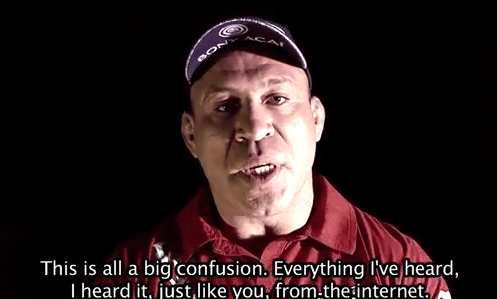 Wanderlei claims broken wrist/anti-inflammatories reason for fleeing test