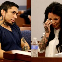 War Machine laughs as ex-gf Christy Mack give testimony