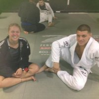 """Nick Diaz on Ronda Rousey: """"She's a great friend."""""""