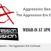 Weigh-in | Aggression Session: The Aggression Era Continues