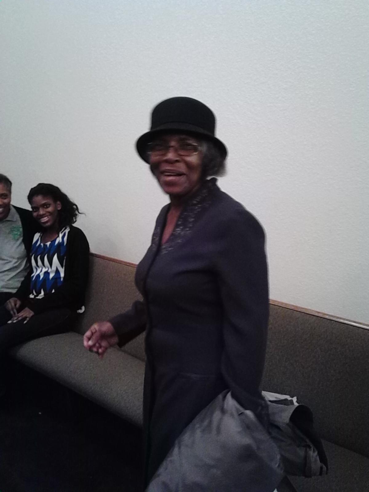 Sister Elaine Robinson