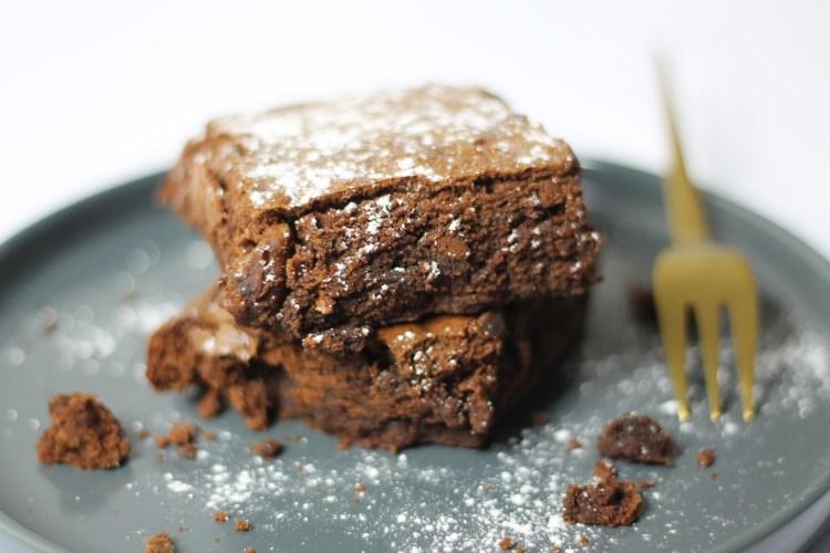Brownies au chocolat par FannyAlbx.com
