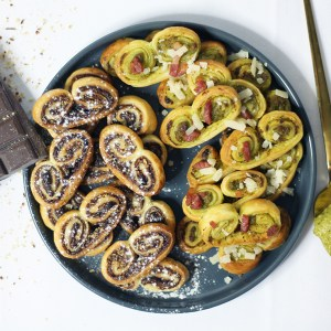 Recette des Palmitos sucrés et salés par fannyalbx.com - blog cuisine
