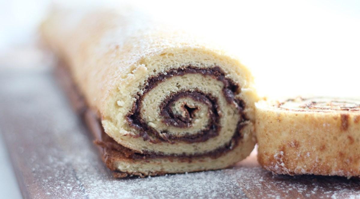 Roulé au Nutella par fannyalbx.com
