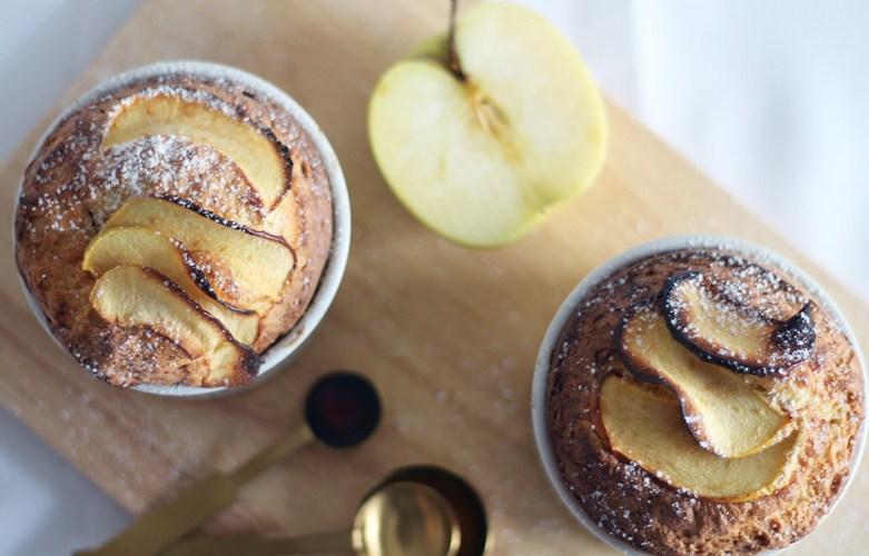 Gâteau soufflé et moelleux par fannyalbx.com