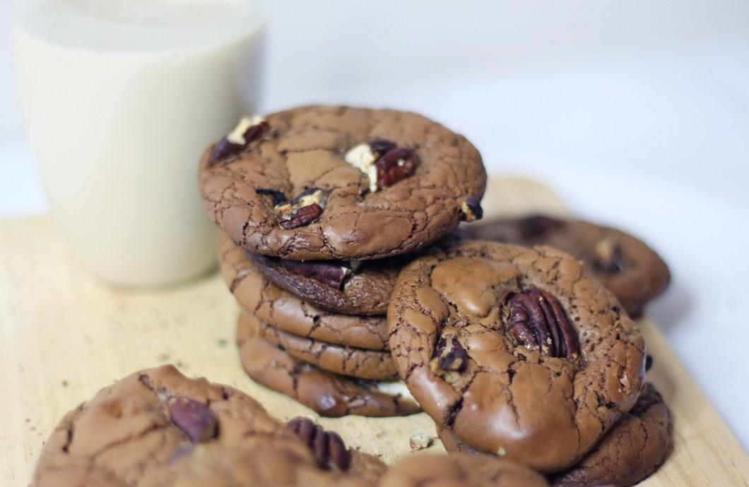 Recette des cookies brownie - fannyalbx.com