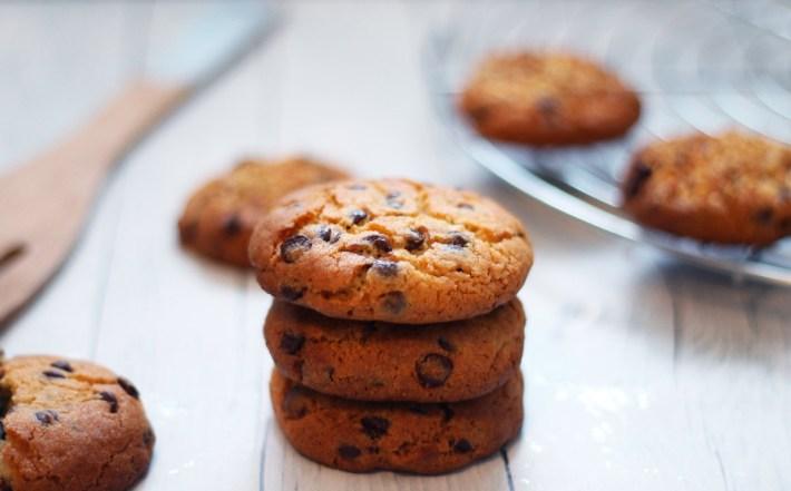 Recette cookies authentiques aux pépites de chocolat - fannyalbx.com