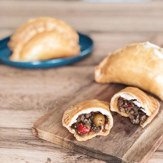 Recette empanadas à la viande - fannyalbx.com
