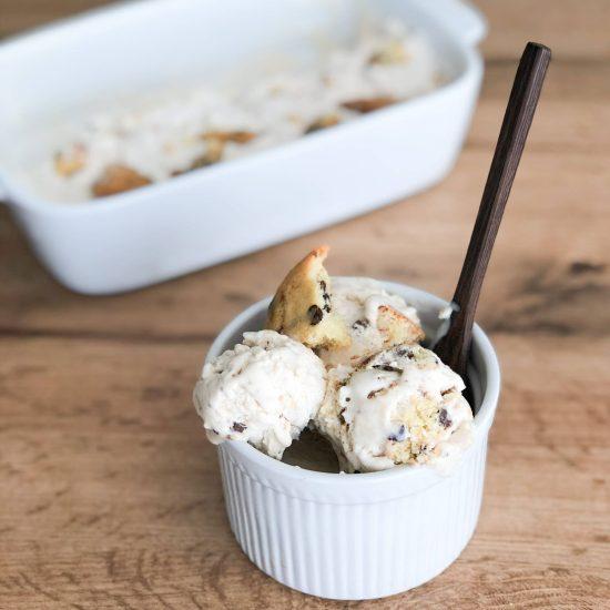 Recette glace vanille aux cookies (sans sorbetière) - fannyalbx.com