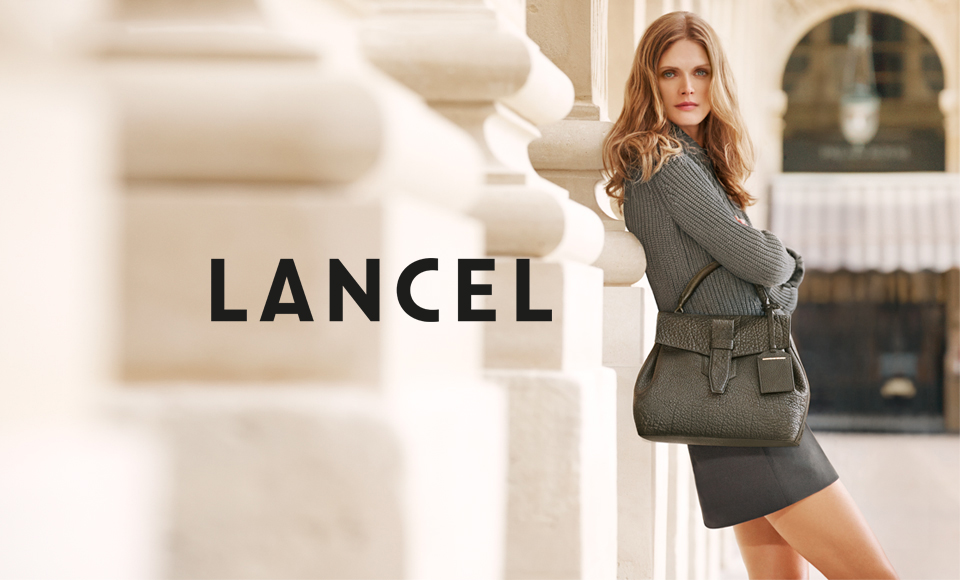 Lancel change d'identité visuelle