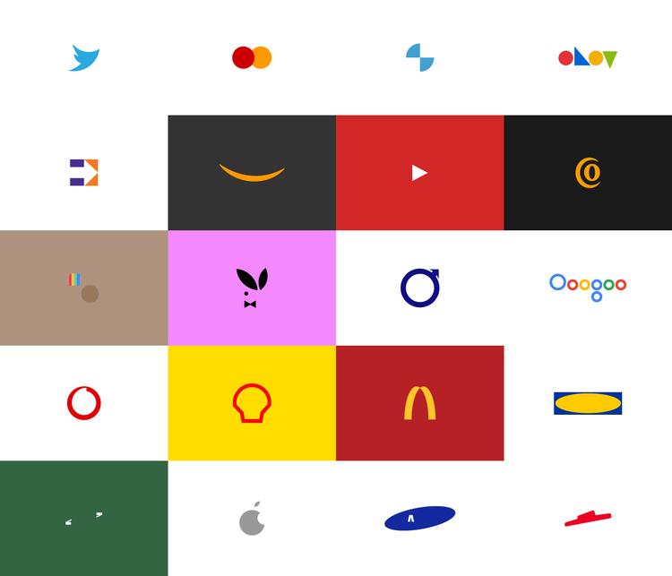 Power of brands : Saurez-vous reconnaître les marques de ces logos minimalistes ?