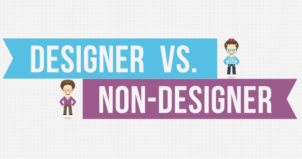 Graphiste Vs. Non-Graphiste : Les différences en infographie