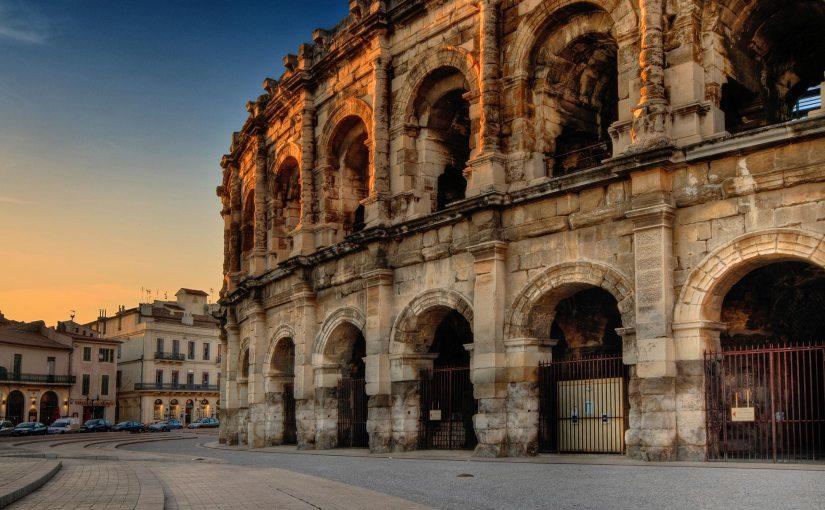 Les arènes de Nîmes, un monument historique exceptionnel