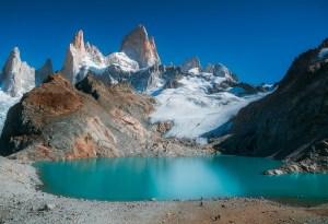 Glaciers en Argentine