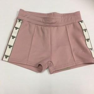 hummel shorts rosa