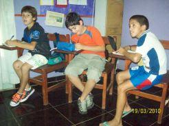 Gaston ,Andrés , Anderson